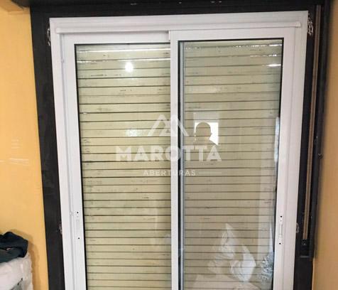 Marotta Aberturas | Cambio de ventana sin rotura de pared